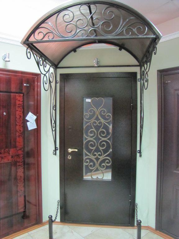 железный дверь недорого в щербинке